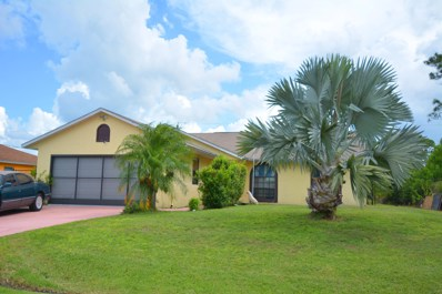 1014 SW Mataro Avenue, Port Saint Lucie, FL 34953 - MLS#: RX-10456823