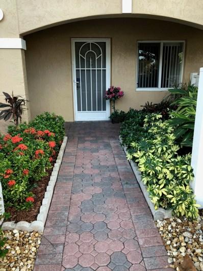 12540 Majesty Circle UNIT 107, Boynton Beach, FL 33437 - MLS#: RX-10456888