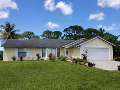573 SE Thornhill Drive, Port Saint Lucie, FL 34983 - MLS#: RX-10456976