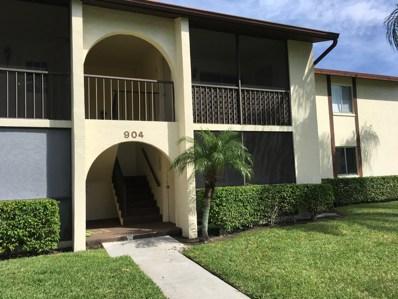 4987 Sable Pine Circle UNIT D2, West Palm Beach, FL 33417 - MLS#: RX-10456983