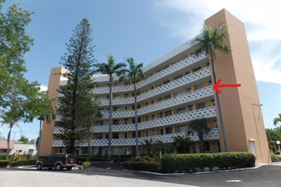 2400 NE 9th Street UNIT 404, Fort Lauderdale, FL 33304 - MLS#: RX-10456990