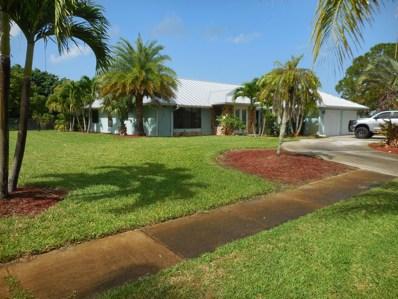 1891 SE Boma Avenue, Port Saint Lucie, FL 34952 - MLS#: RX-10457027