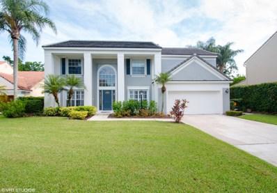 10255 Hunt Club Lane, Palm Beach Gardens, FL 33418 - MLS#: RX-10457070