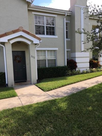 154 SW Peacock Boulevard UNIT 28202, Port Saint Lucie, FL 34986 - MLS#: RX-10457118