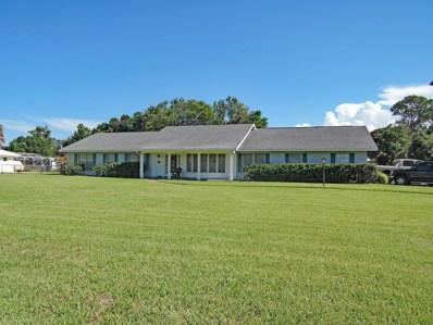1011 Grandview Boulevard, Fort Pierce, FL 34982 - #: RX-10457164