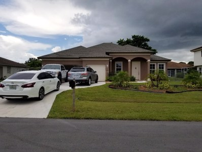 2050 SW Hampshire Lane, Port Saint Lucie, FL 34953 - MLS#: RX-10457217