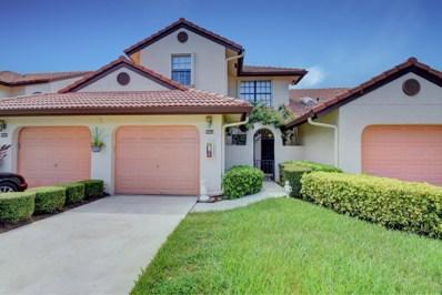 5961 Parkwalk Drive, Boynton Beach, FL 33472 - MLS#: RX-10457226
