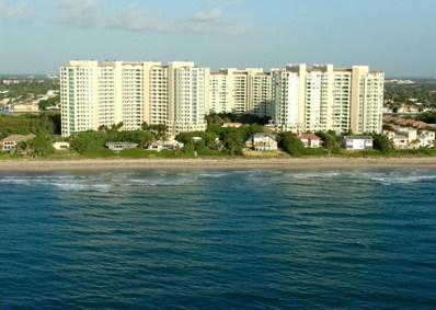 3700 S Ocean Boulevard UNIT 1109, Highland Beach, FL 33487 - MLS#: RX-10457245
