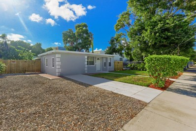 5620 Hobart Avenue, West Palm Beach, FL 33405 - MLS#: RX-10457257