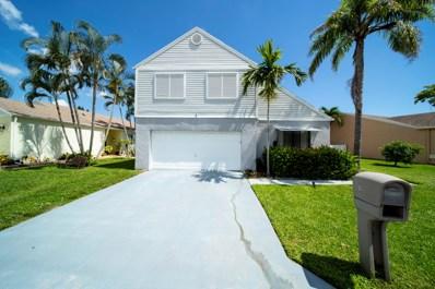 3 Meriden Way, Boynton Beach, FL 33426 - MLS#: RX-10457261