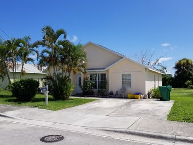 1249 W 34th Street, Riviera Beach, FL 33404 - MLS#: RX-10457279