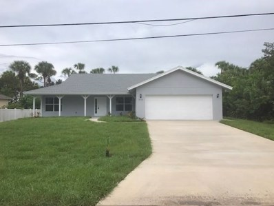 2532 SW Kenilworth Street, Port Saint Lucie, FL 34953 - MLS#: RX-10457309