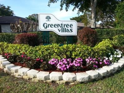 10143 Eaglewood Terrace UNIT A, Boynton Beach, FL 33436 - MLS#: RX-10457312