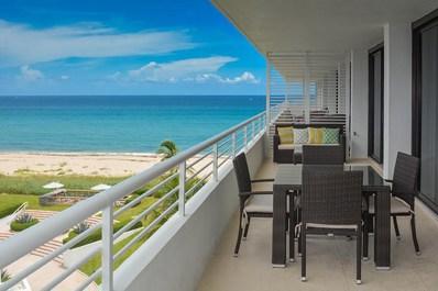 2600 S Ocean Boulevard UNIT 503s, Palm Beach, FL 33480 - MLS#: RX-10457336