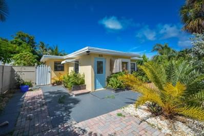 825 Lake Avenue N, Delray Beach, FL 33483 - MLS#: RX-10457346