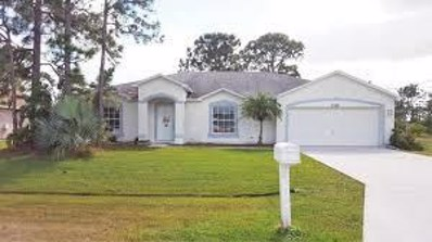 5886 NW Leghorn Avenue, Port Saint Lucie, FL 34953 - MLS#: RX-10457354