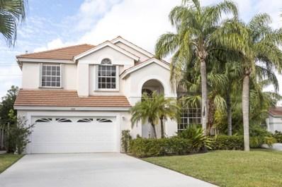 208 Pennock Trace Drive, Jupiter, FL 33458 - MLS#: RX-10457360