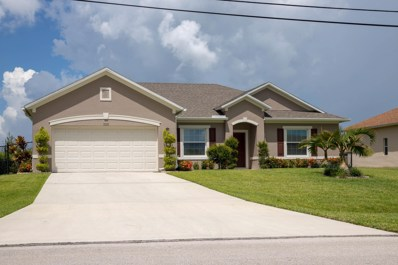 5820 NW Dana Circle, Port Saint Lucie, FL 34986 - MLS#: RX-10457409