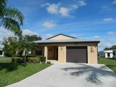 2 Del Prado Street, Port Saint Lucie, FL 34952 - #: RX-10457477