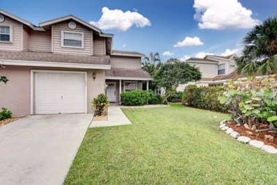 13128 Quiet Woods Road UNIT #B, Wellington, FL 33414 - MLS#: RX-10457499