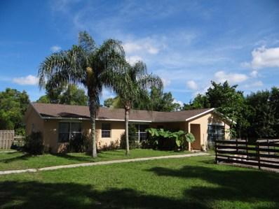 4390 130th Avenue N, West Palm Beach, FL 33411 - MLS#: RX-10457520