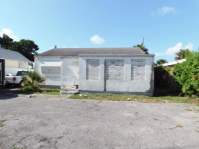 612 58th Street Street, West Palm Beach, FL 33407 - MLS#: RX-10457541