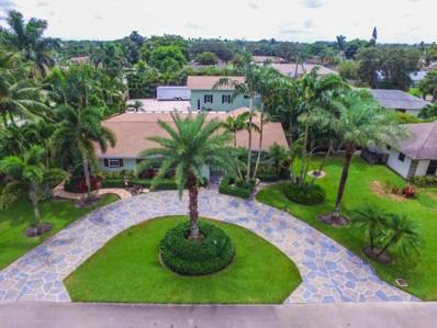 4681 Bonanza Drive, Lake Worth, FL 33467 - MLS#: RX-10457570