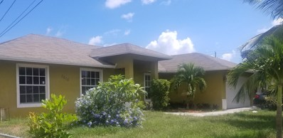 1618 W 26th Street, Riviera Beach, FL 33404 - MLS#: RX-10457640