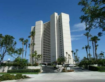 5200 N Flagler Drive UNIT 2104, West Palm Beach, FL 33407 - MLS#: RX-10457644