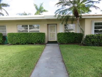 20971 Covington Drive UNIT 171, Boca Raton, FL 33433 - MLS#: RX-10457646