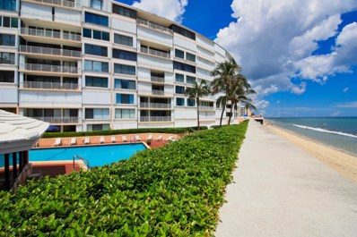 3590 S Ocean Boulevard UNIT 209, South Palm Beach, FL 33480 - MLS#: RX-10457667