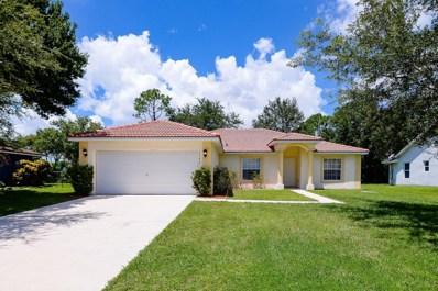 2762 SW Ensenada Terrace, Port Saint Lucie, FL 34953 - MLS#: RX-10457682