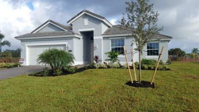 4757 Four Lakes Circle SW, Vero Beach, FL 32968 - #: RX-10457689