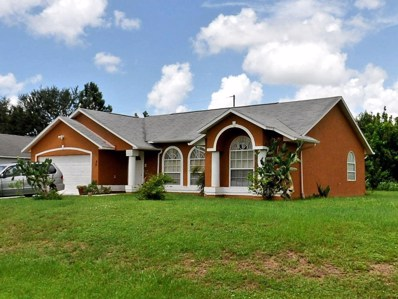 801 SW Trouville Avenue, Port Saint Lucie, FL 34953 - MLS#: RX-10457709