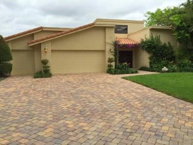 4535 Cocoplum Way, Delray Beach, FL 33445 - MLS#: RX-10457760