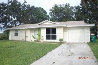 1967 SW Ember Street, Port Saint Lucie, FL 34953 - MLS#: RX-10457790