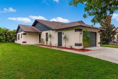 4601 SE Ontario Drive, Stuart, FL 34997 - MLS#: RX-10457886