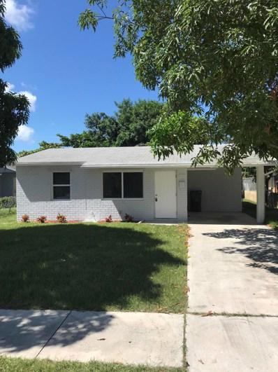 1009 Green Street, West Palm Beach, FL 33405 - MLS#: RX-10457990