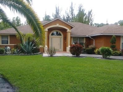14280 Key Lime Boulevard, Loxahatchee, FL 33470 - #: RX-10458006