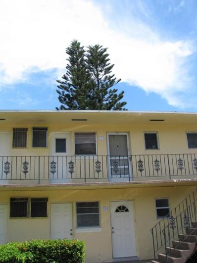 2825 NE 201st Terrace UNIT M223, Aventura, FL 33180 - MLS#: RX-10458009