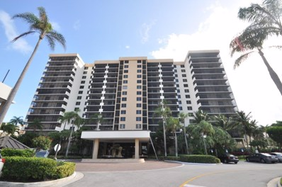 3400 S Ocean Boulevard UNIT 11-G, Highland Beach, FL 33487 - MLS#: RX-10458023