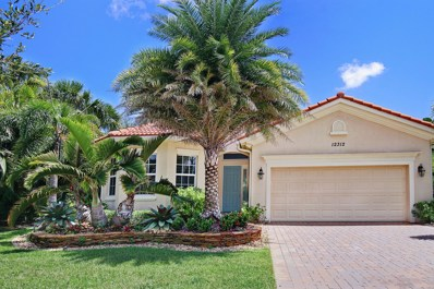 12312 Aviles Circle, Palm Beach Gardens, FL 33418 - MLS#: RX-10458090