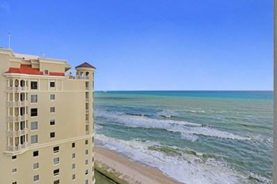 5280 N Ocean Drive UNIT 14-C, Singer Island, FL 33404 - MLS#: RX-10458091