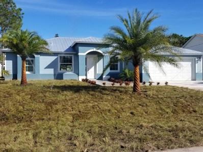 5763 NW Cone Street, Port Saint Lucie, FL 34986 - MLS#: RX-10458113