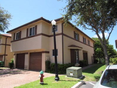 1922 Gardenia Court, Riviera Beach, FL 33404 - MLS#: RX-10458123