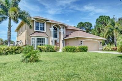 1333 SW Del Rio Boulevard, Port Saint Lucie, FL 34953 - MLS#: RX-10458137