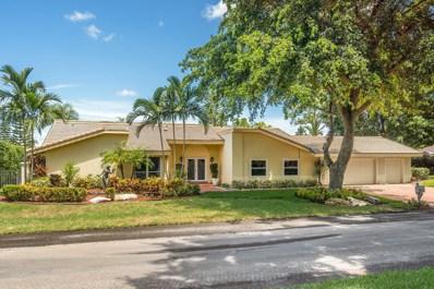 4869 Pineview Circle, Delray Beach, FL 33445 - MLS#: RX-10458205