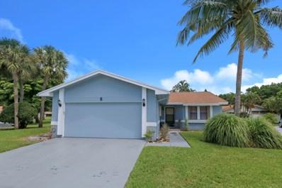 6 Boswell Place, Boynton Beach, FL 33426 - MLS#: RX-10458212