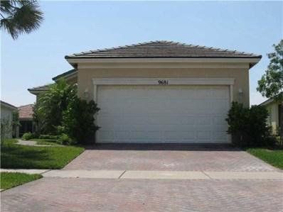 9681 SW Glenbrook Drive, Port Saint Lucie, FL 34987 - MLS#: RX-10458214