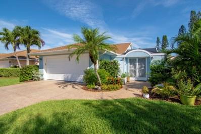 3117 Ocelot Way, Hutchinson Island, FL 34949 - MLS#: RX-10458222